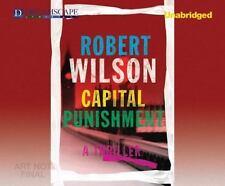 Capital Punishment 1 by Robert Wilson (2013, MP3 CD, Unabridged)