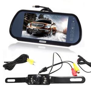 7-LCD-Screen-Car-Rear-View-Backup-Parking-Mirror-Monitor-Camera-Night-Vision