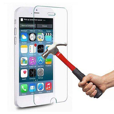 Protecteur d'Écran Film de protection en Verre Trempé pr iPhone Samsung LG Sony