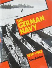 The German Navy, 1939-1945 by Cajus Bekker (1974, Book, Illustrated)