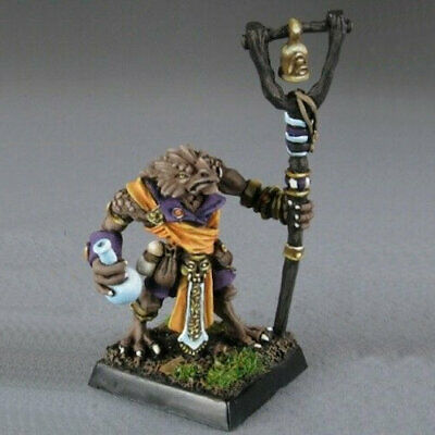 guidata DHL in metallo Ellus MANN 03606 Reaper Miniatures