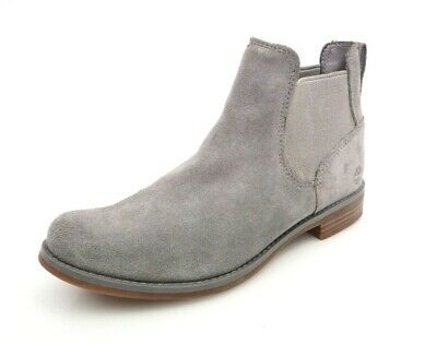 Timberland Damen Magby Chelsea Boots schwarz B074KDRLJ