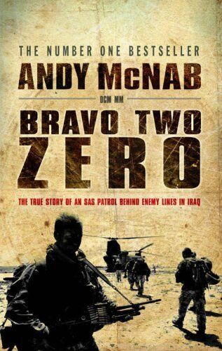 1 of 1 - Bravo Two Zero by McNab, Andy 0552153575 The Cheap Fast Free Post
