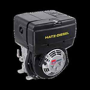 hatz diesel 1b series 1b20 1b27 1b30 1b40 engine workshop service rh ebay com Diesel Engine Parts hatz diesel 1b40 service manual
