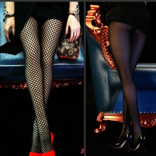 1//6 Female Black Stockings Fishnet Socks Accessories For 12/'/' Action Figure Body