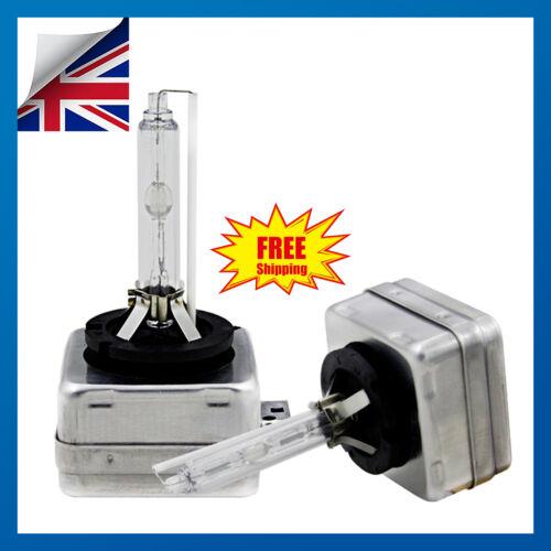Genuine OEM 2x D1R D1S HID Xenon Headlight Replacement Bulb Lamp 6000K White 35W