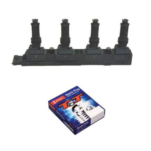 Vauxhall Agila 1.2 Twinport Ignition Coil Pack And Spark Plugs Brand New