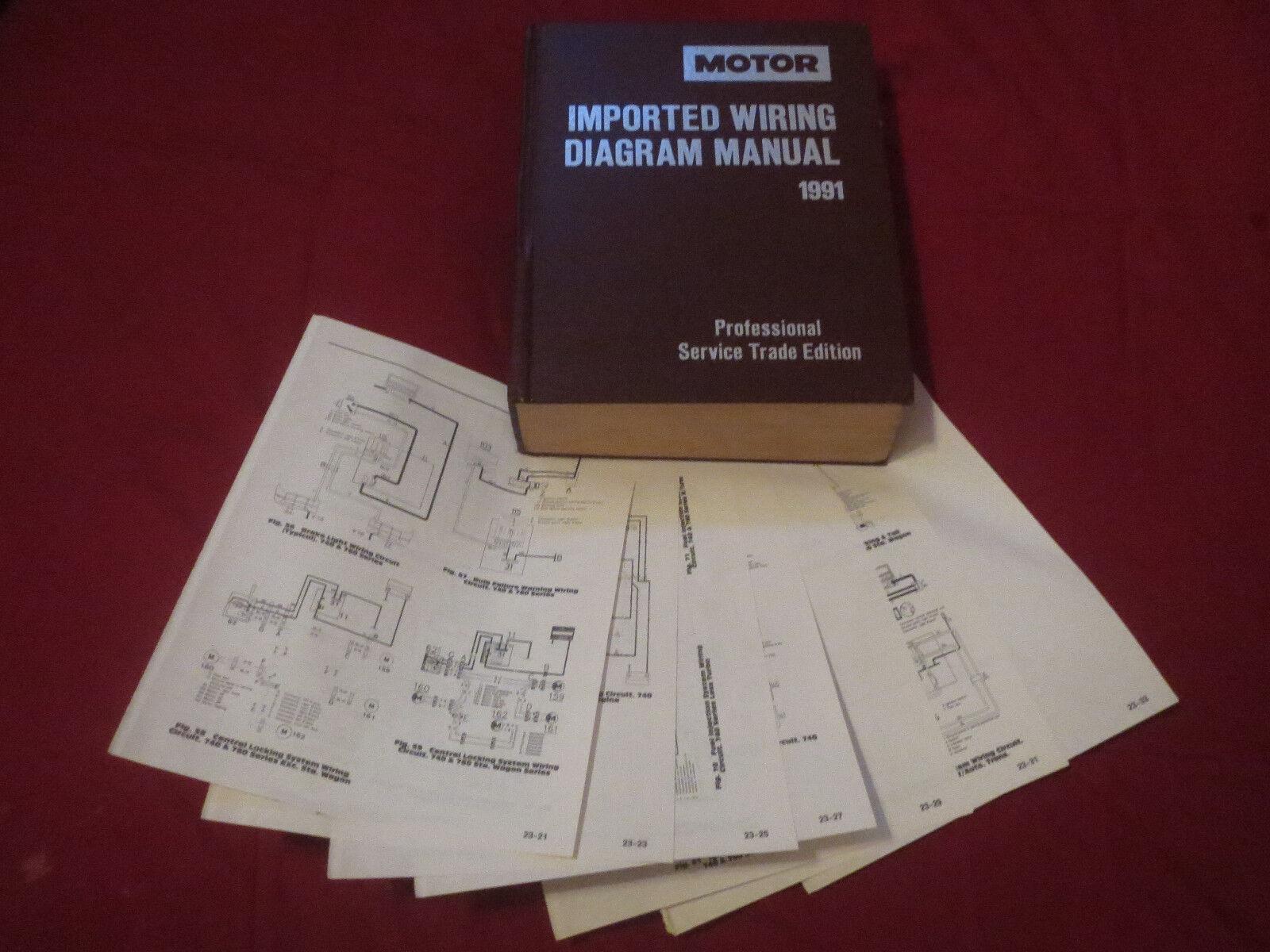 1991 STERLING 827 FULL MODEL LINE WIRING DIAGRAMS SCHEMATICS SET | eBayeBay
