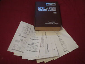 image is loading 1991-lexus-es250-ls400-wiring-diagrams-schematics-set