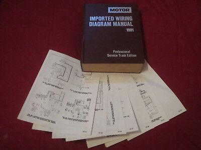 1991 VOLVO 240 740 940 780 WIRING DIAGRAMS SCHEMATICS SET | eBay | Volvo 780 Wiring Diagram |  | eBay