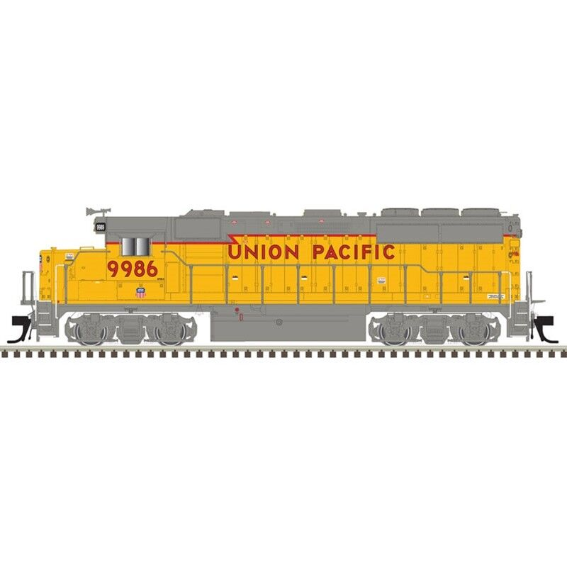 Union Pacific RR GP40-2 fase 2 Ho Escala con ESU LOKSOUND por Atlas modelo RR