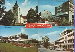 Alte Postkarte - Gruß aus Elsen - Kornwestheim, Deutschland - Alte Postkarte - Gruß aus Elsen - Kornwestheim, Deutschland
