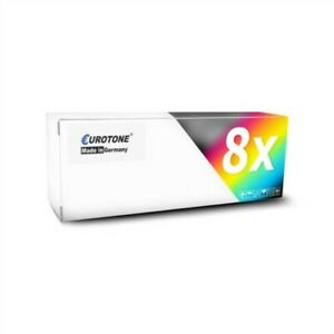 8x Toner for Oki C532DN C542DN 7K Black + 6K Cmy