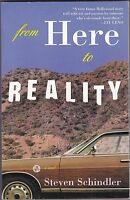 From Here To Reality By Steven D. Schindler (2005, Paperback) Reality Tv