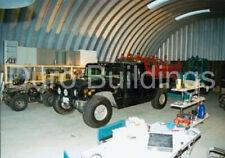 New Listingdurospan Steel 30x38x14 Metal Building Diy Home Kits Open Ends Factory Direct