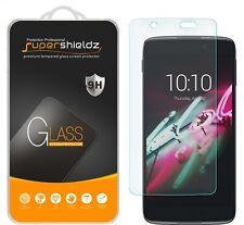 2x Supershieldz® Tempered Glass Screen Protector For Alcatel Idol 4