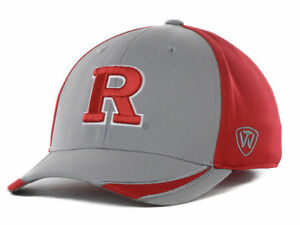 quality design 8c797 962cf Image is loading Rutgers-Scarlet-Knights-TOW-Sifter-NCAA-Stretch-Fit-