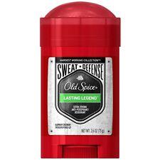 Old Spice Working Sweat Defense Antiperspirant, Lasting Legend 2.60 oz 6pk