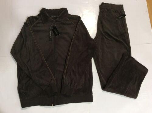 amp; Pants Classico New With Fashion Track Suit Velour Set By Jacket Men's Jogging fZpqwx