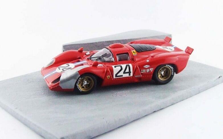 Best MODEL 9609 - Ferrari 312 Daytona - 1970  Parkes  1 43