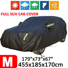 M Full Suv Cover Waterproof Sun Uv Rain Dust Resistant Car Protection Outdoor Fits Jeep
