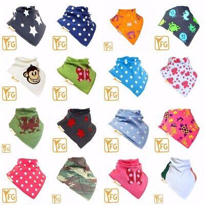 Frugale Funky Giraffe Baby Bambino Bandana Bib 100% Cotone Dribble A Secco 2019 Designs-mostra Il Titolo Originale Per Classificare Prima Tra Prodotti Simili