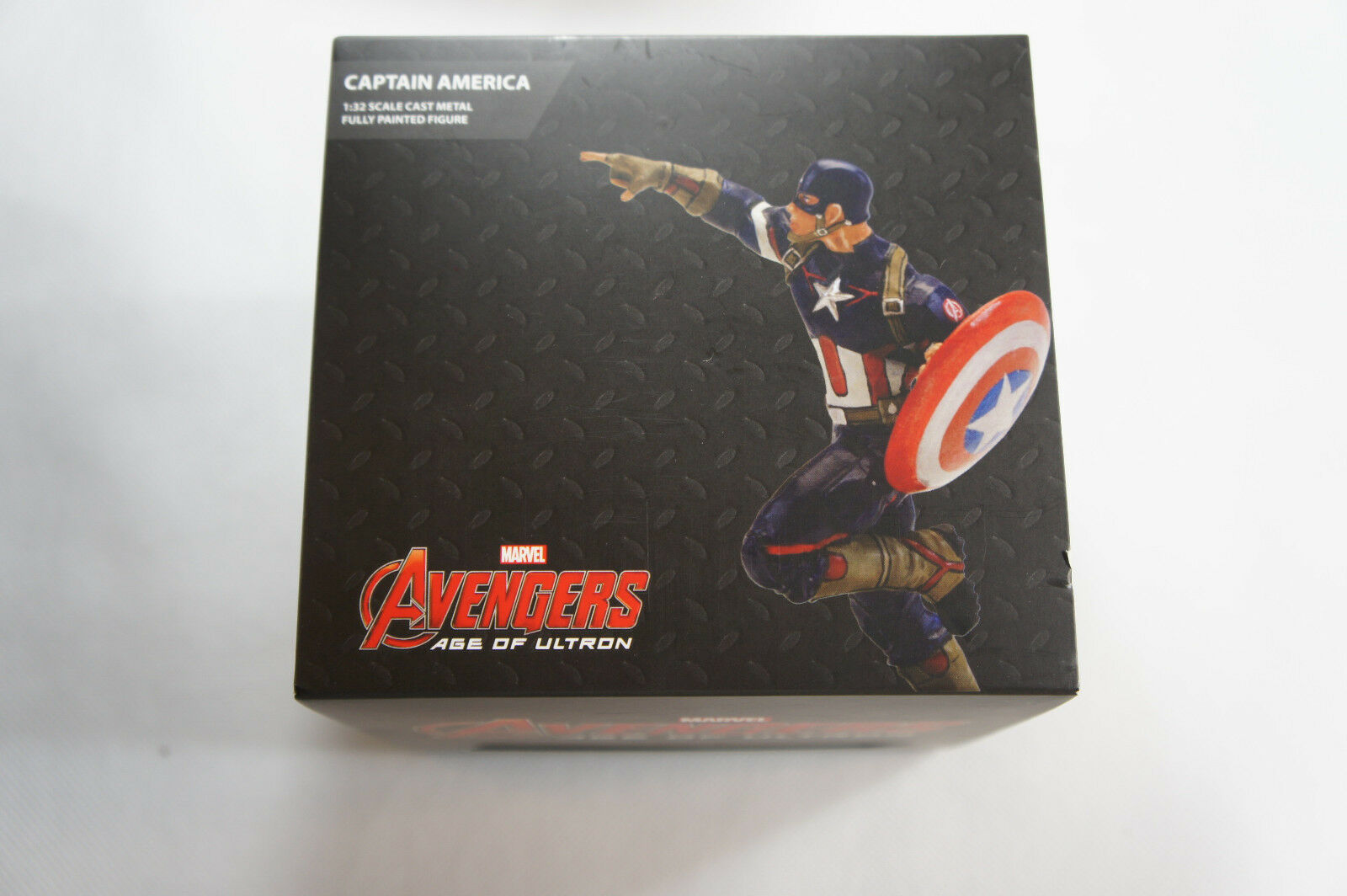 Factory Entertainment Captain America Avengers Age of Ultron Metal Miniature Miniature Miniature 60bfcb