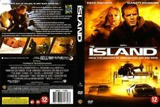 The Island    DVD     Ewan McGredor   Scarlett Johansson