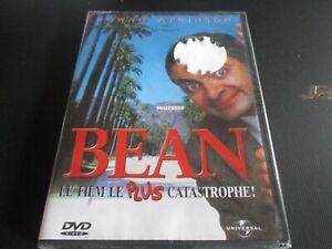 """DVD NEUF """"BEAN (MISTER MR), LE FILM LE PLUS CATASTROPHE"""" Rowan ATKINSON"""