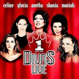 VH1 Divas Live [Limited] by Various Artists (CD, Oct-1998, Sony Music  Distribution (USA))