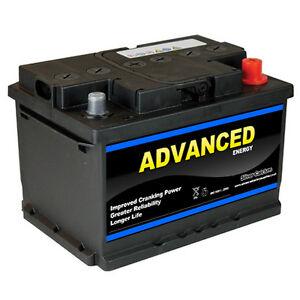 advanced peugeot 307 petrol car battery 4 year warranty 027 63ah heavy duty ebay. Black Bedroom Furniture Sets. Home Design Ideas