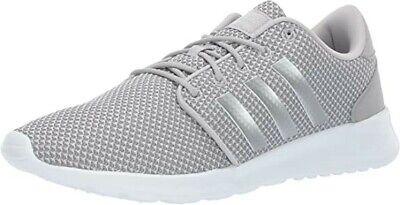 Women adidas Cloudfoam QT Racer Grey Sneakers Womens Running Shoes ...