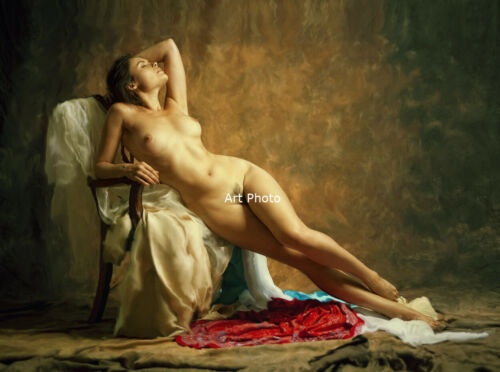 Erotik Foto Nude Fine art Bild 30x40 Erotica nu Collection Photo Girl Erotic F51