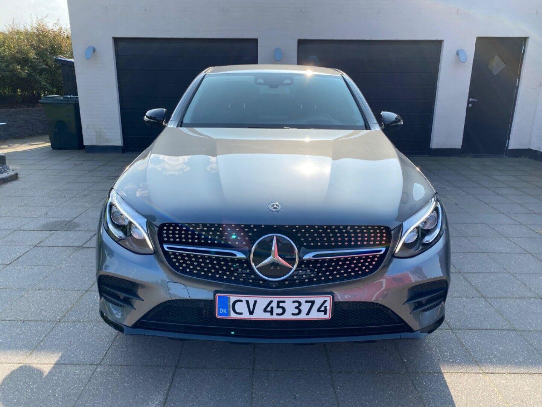 Mercedes GLC350 d 3,0 AMG Line Coupé aut. 4-M 5d
