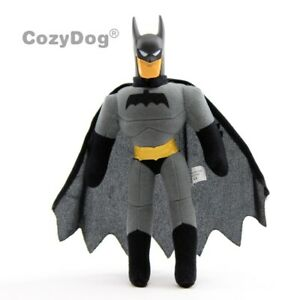 Batman-DC-Comics-Justice-League-Hero-Plush-Toy-Soft-Stuffed-Doll-Figure-Kid-Gift
