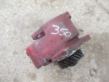 International Farmall 300 350 U Ih Ihc Tractor Live Hydraulic Pump Drive Gear