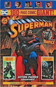 Superman-Giant-Walmart-6-7-8-100-pgs-VF-NM-MT-Death-of-Lois-Lane-Sgt-Rock