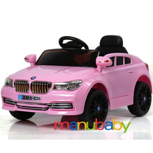 macchina per bambini telecomandata auto elettrica 12V con radiocomando BMW X5