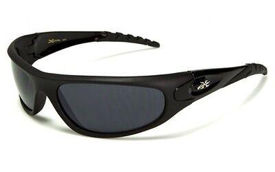 Mens Black Mirrored Sunglasses