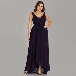 3d66ca7472812f Details about Ever-Pretty Womans Elegant Plus Size Long Evening Dresses  Maxi Prom Gowns 09983