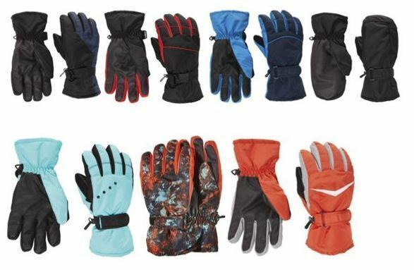 Skihandschuhe Herren Damen Snowboard Ski Handschuhe 3M Thinsulate Winter