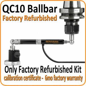 Details about Renishaw Refurbished QC10 Ballbar Kit