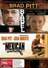 Brad Pitt - Babel / The Mexican (DVD, 2009, 2-Disc Set)