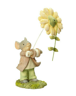 Tails with Heart of Christmas*THE BRIDE MOUSE*New*WEE WEDDING HELPERS*4060184