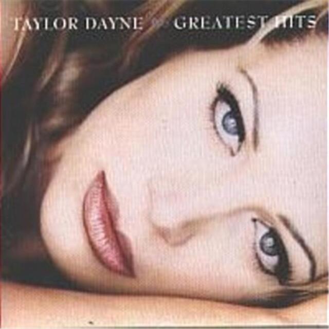 TAYLOR DAYNE GREATEST HITS CD NEW