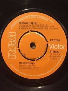1979-BONNIE-TYLER-7-034-MARRIED-MEN-IF-YOU-EVER-NEED-ME-AGAIN-RCA-PB-5164