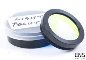 """1.25/"""" Filtro de contaminación de luz"""