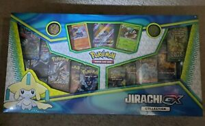 Factory Sealed Ready To Ship Today! Pokemon Jirachi GX Collection Box