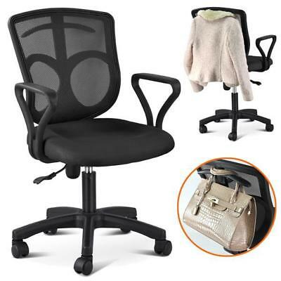 Mesh Back Seat Adjustable Executive Office Computer Desk Chair Ventilate 360°