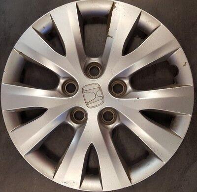 """16/"""" MAZDA 3 SEVEN SPOKES 14-16 Silver Hub Cap Wheel Cover Rim Cover 570-56557"""